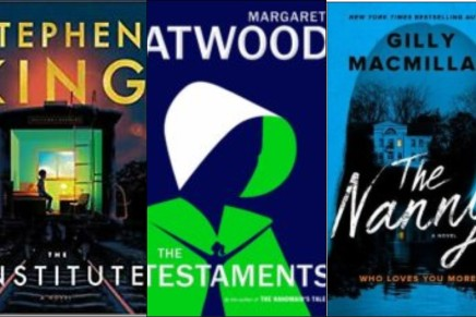 New – Atwood, King & More