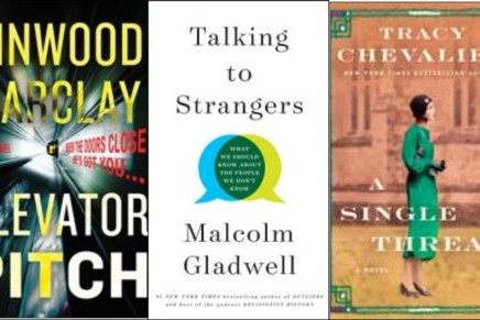 New NonFiction & More: Gladwell, Klein