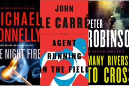 New Action Thrillers!