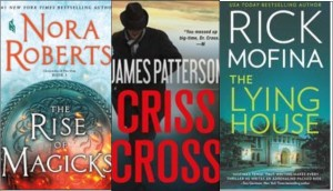 New books: The rise of magicks, Criss Cross, The lying house