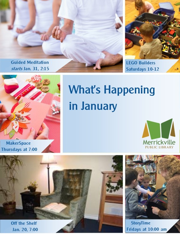 What's happening in January