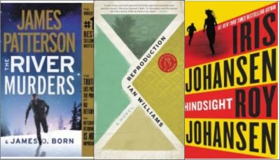 New books: River Murders, Reproduction, Hindsight