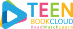 Tumblebooks Teen Book Cloud logo