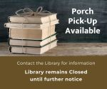 Porch pick-up service available