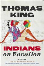 Book cover: Indians on vacation