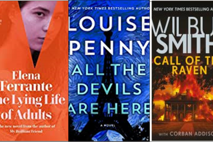New Louise Penny & More