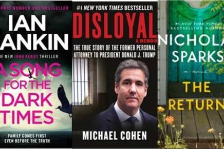 New Bestsellers!