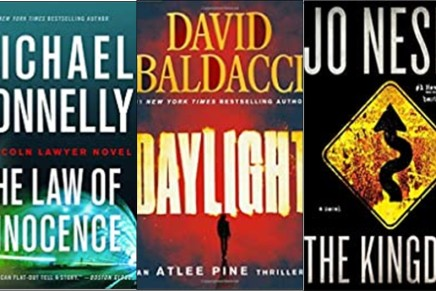 More New Thrillers & More!