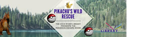 Click to explore this Pikachu and Pokemon themed digtal escape room