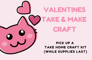 graphic for take and make craft