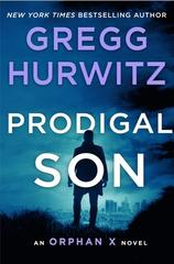 Book cover: Prodigal son