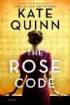 Book cover: The rose code