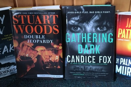 New Thrillers