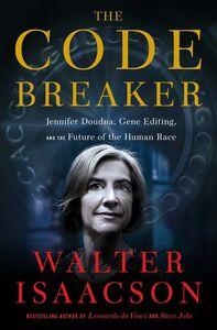 book cover: The code breaker