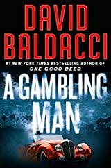 Book cover: A gambling man