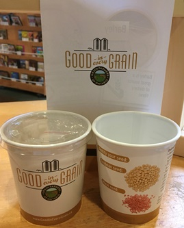 "photo of the ""Good in Every Grain"" seed kit"
