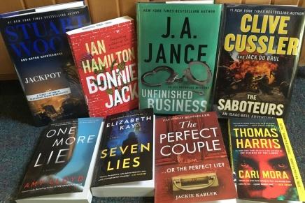 New Books – JustIn!