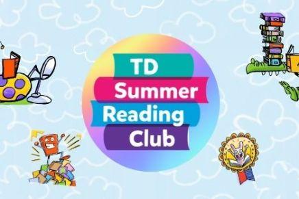 Summer Reading Club isdone!