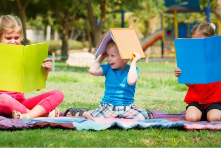 StoryTime! Outdoors &Online
