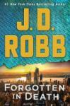 Book cover: Forgotten in death